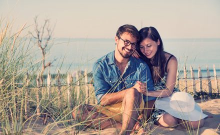 photo couple oleron
