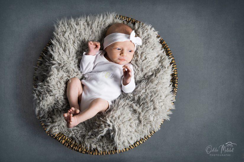 photo bébé studio oléron