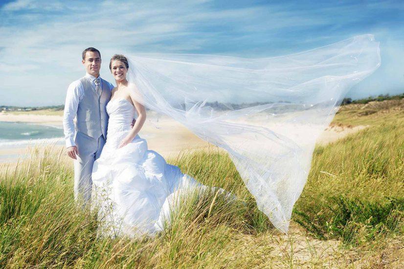 photographie mariage oleron plage mer