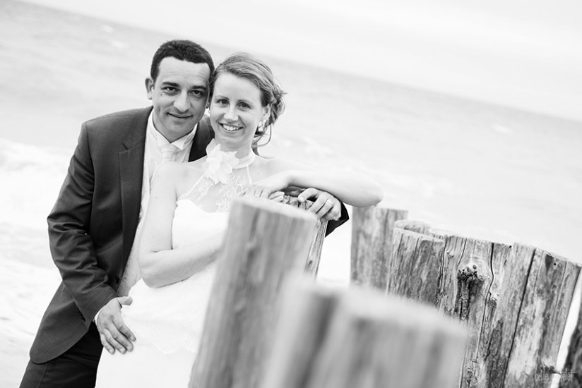 photographie mariage oleron plage
