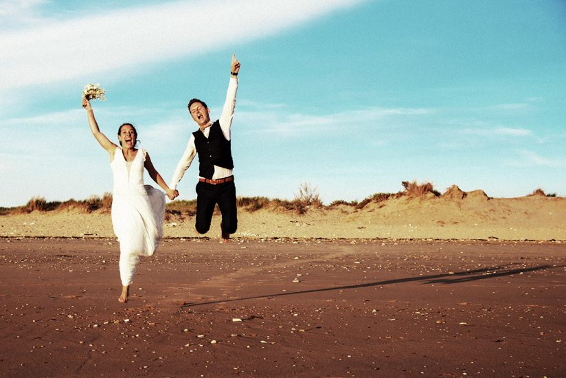 photographie mariage oleron plage