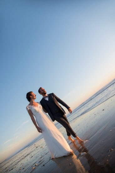 photographie mariage plage oleron