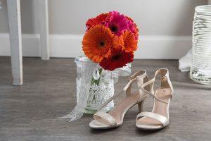 photographie mariage oleron fleur originale