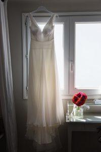 photographie mariage oleron robe originale