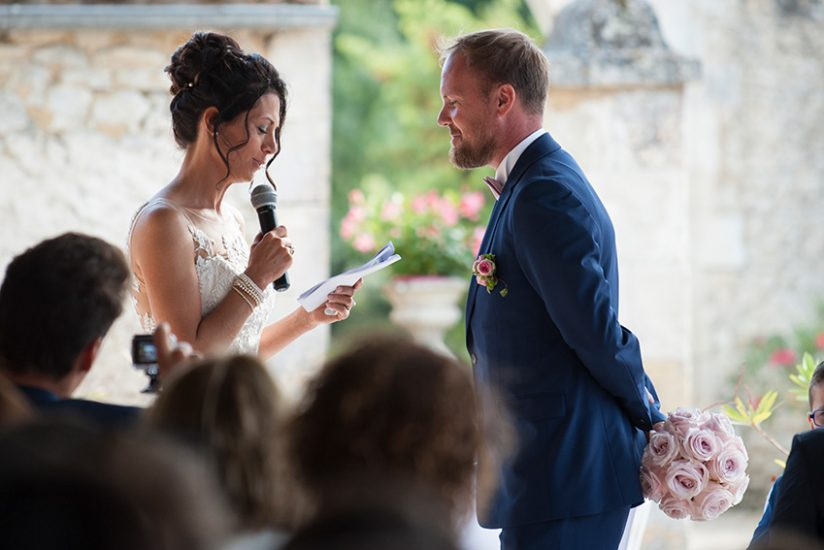 photo mariage oleron ceremonie laique