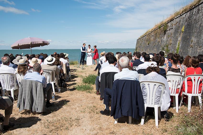 photographie mariage oleron ceremonie laique