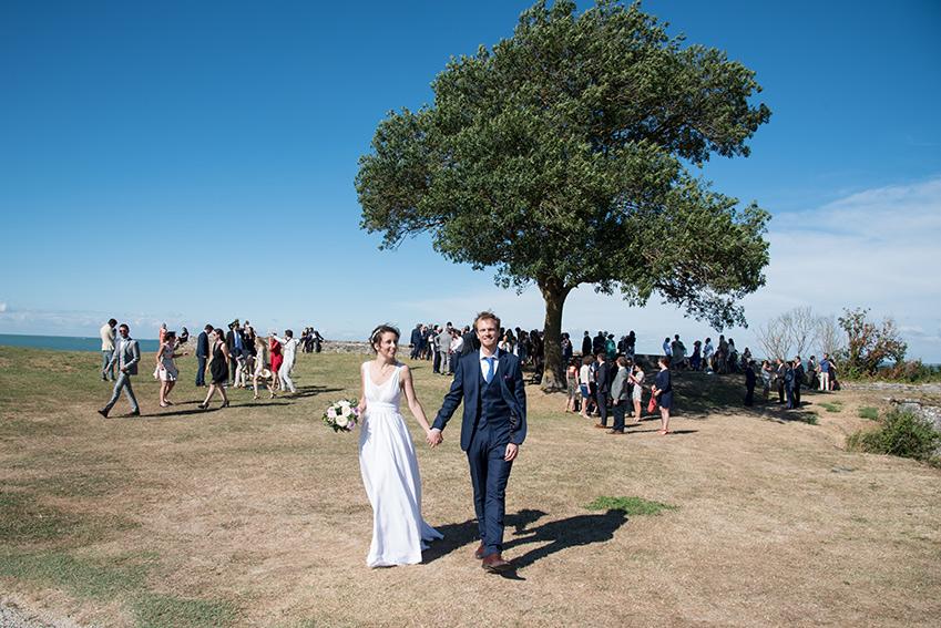 photo mariage oleron