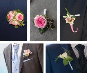 fleurs mariage oleron photo