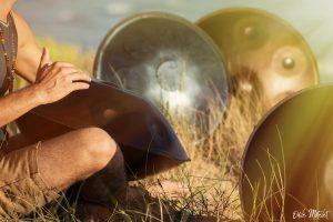 photographe oleron musique plage