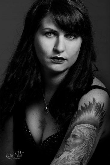 photo femme studio oléron